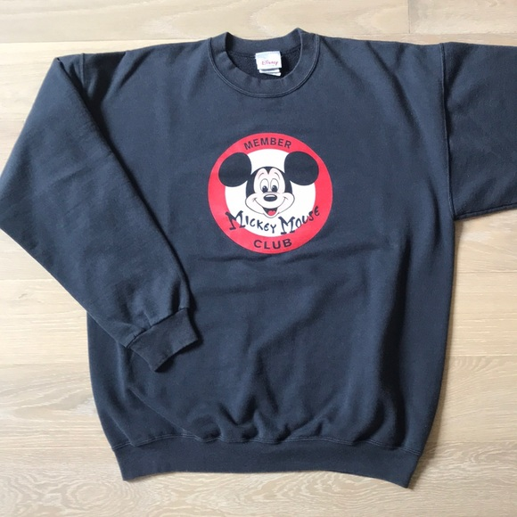 802a1e61f Disney Sweaters | Vintage Mickey Mouse Club Sweater | Poshmark